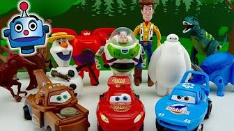 Play Doh, Surprise, Toy Story, Señor cara de papa. - YouTube