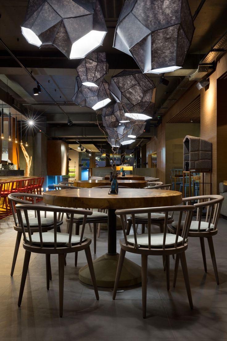 True Burger #Restaurant by Kley #Design Studio true burger ...