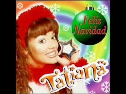 ▶ Navidad Rock- Tatiana - YouTube
