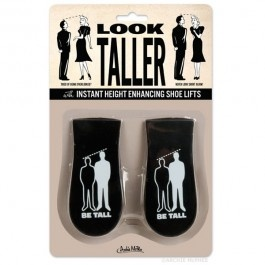 Shoe Insert Lifts for Increasing Height - Look and Be Taller (Men)