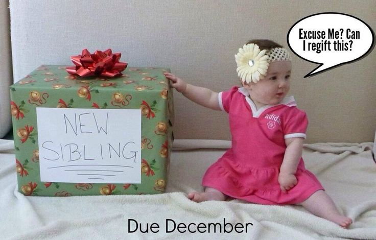 Pregnancy announcement for second child – Ways to Announce a Second Baby