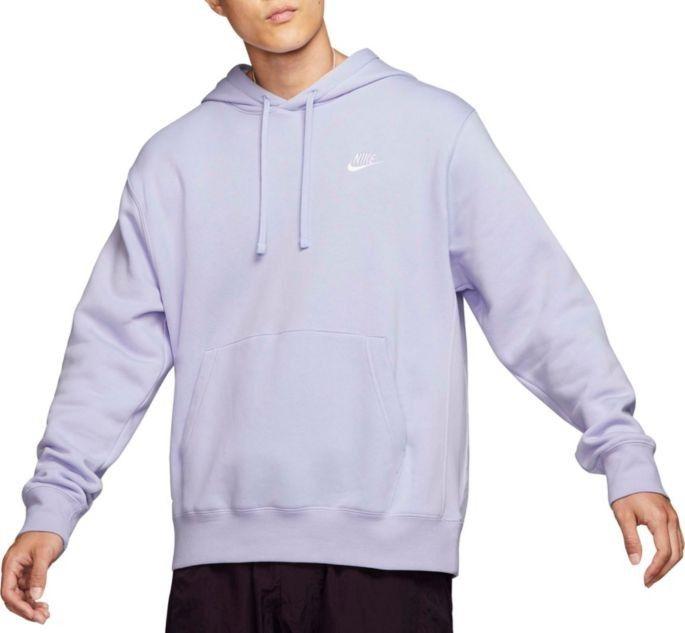 Lavender Nike sweatshirt | Fleece hoodie, Mens sportswear ...