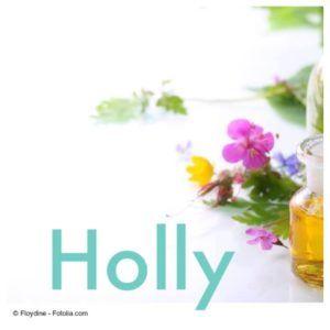 Bachblüten-Therapie. Holly: Bei Neid, Misstrauen, Eifersucht. http://clubpukka.com/bachblueten-holly/