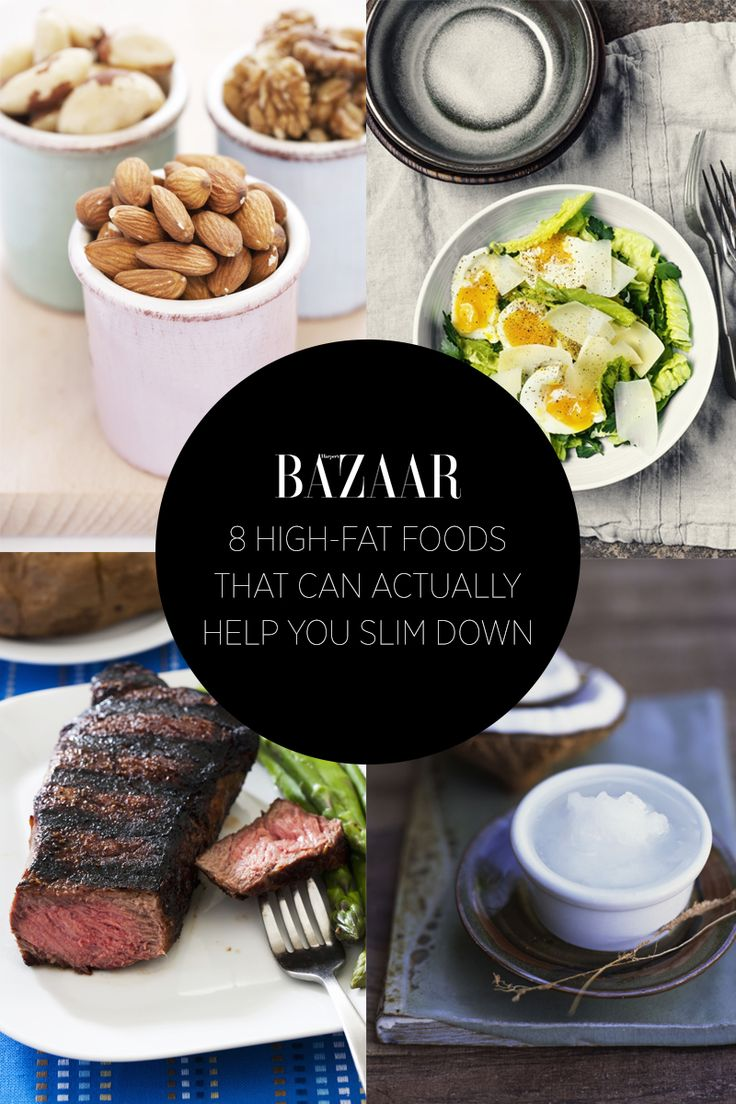 The best healthy fatty foods that can actually help you lose weight by adding into your diet: