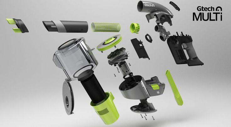 dyson vacuum cleaner exploded - Pesquisa Google