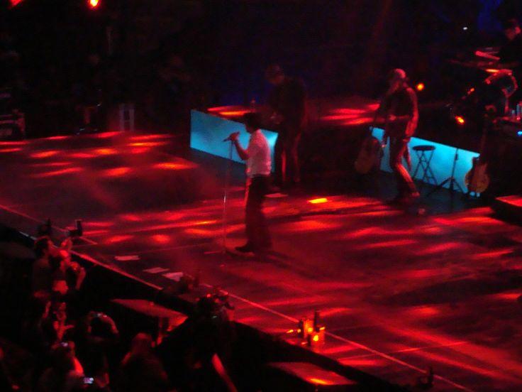 """Luis Fonsi en el Movistar Arena (martes 28 de octubre 2014) presentando su gira """"Somos Uno Tour 2014"""""""