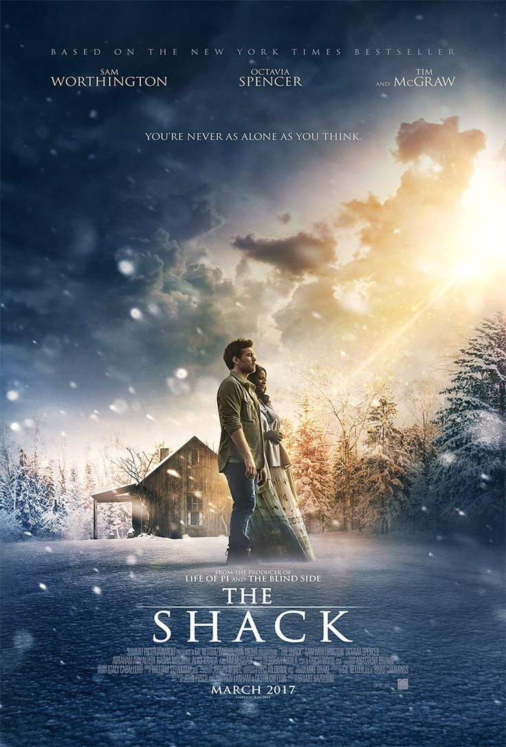The Shack Basada en la novela de mayor venta del New York Times de Wm. Paul Young The Shack nos lleva en un viaje espiritual edificante de un padre. Después de sufrir una tragedia familiar, Mack Ph…