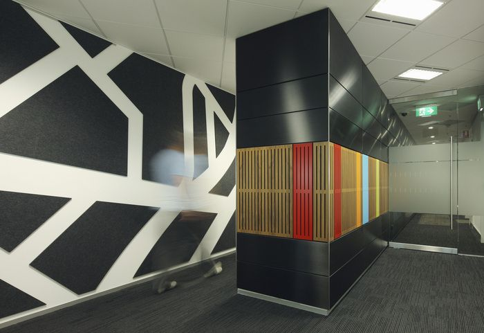 44 best office spaces images on pinterest office spaces for Office design brisbane