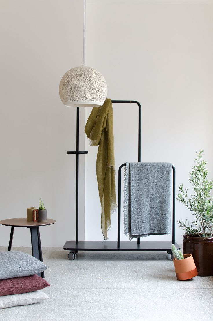 Platel by Note designstudio and a variety of textiles from Teixidors. A mix of Spanish design brands represented by Noes as in the Norwegian market.