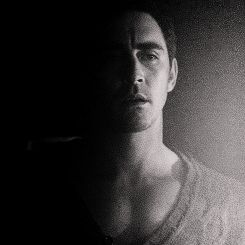 Roman, Possession. Lee Pace