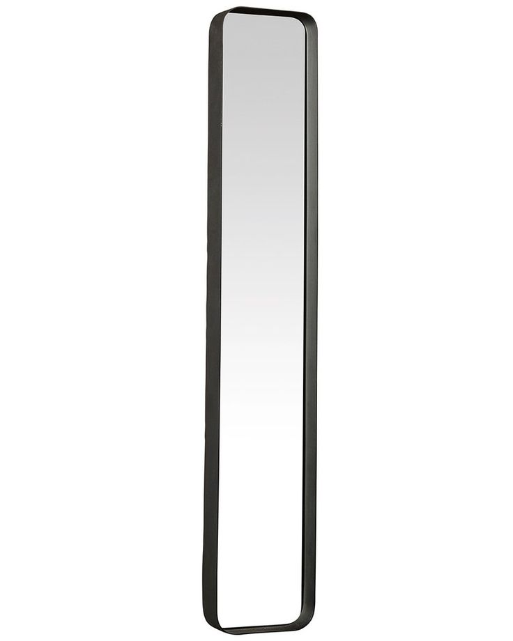 mirrordeco.com — Kelly Rectangular Mirror - Black Frame, Large  H:91cm