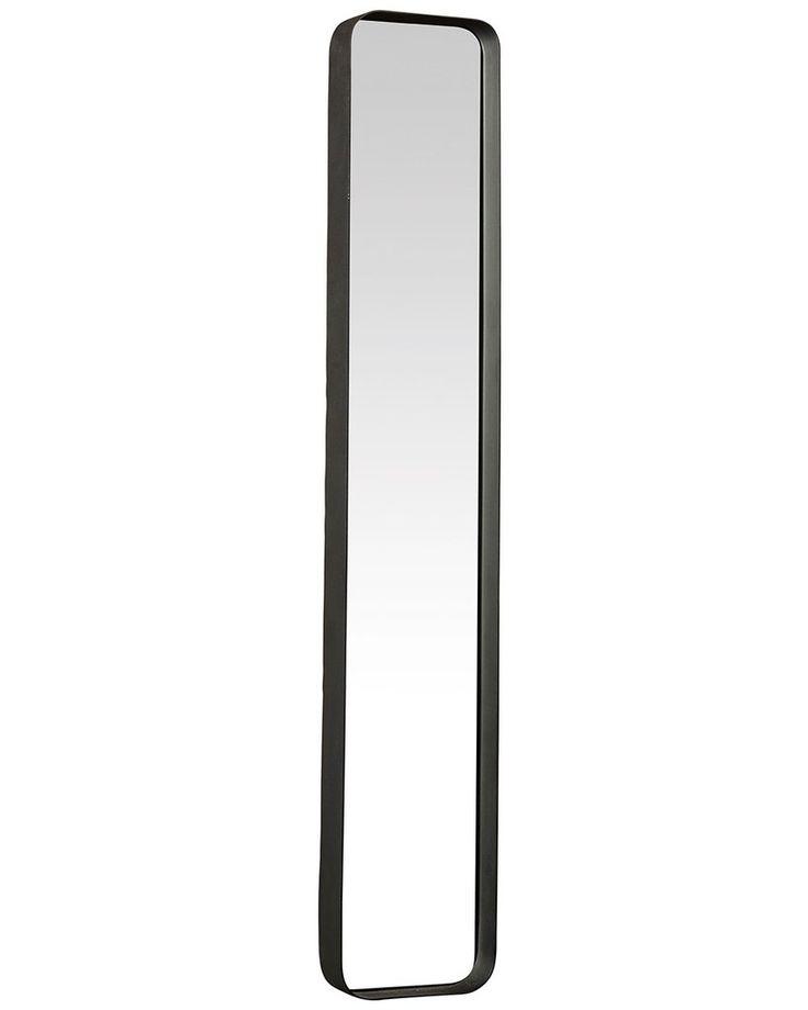 mirrordeco.com — Kelly Rectangular Mirror - Black Frame, Large  H:91cm