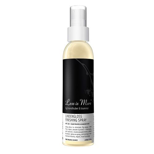 Less is More – Lindengloss Finishing Spray (150ml)