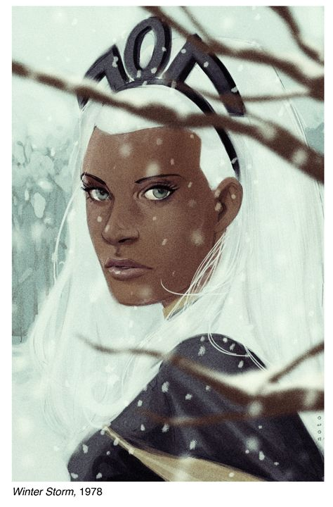 Great Candid Superhero Moments from Artist Phil Noto - News - GeekTyrant