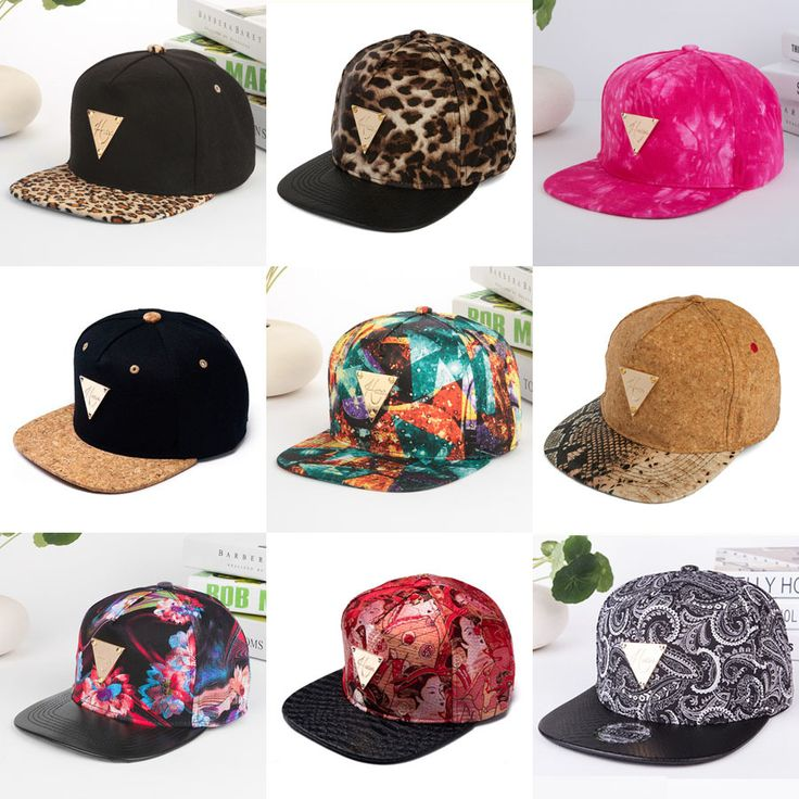 Hiphop Fashion Snapbacks Short Brim Bone Baseball Cap Gorra For Women Men Chapeu Hip Hop Casquette Snap Back Style Hat S383 US $4.46