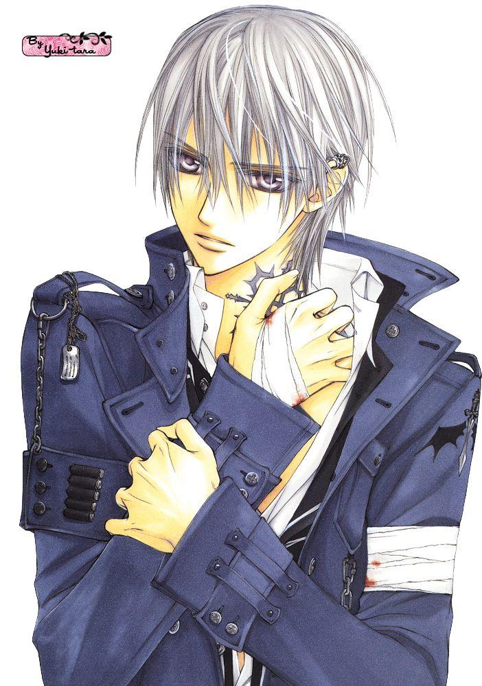 Render Vampire Knight - Renders Vampire Knight Zero Kiryu Vampire                                                                                                                                                                                 Plus