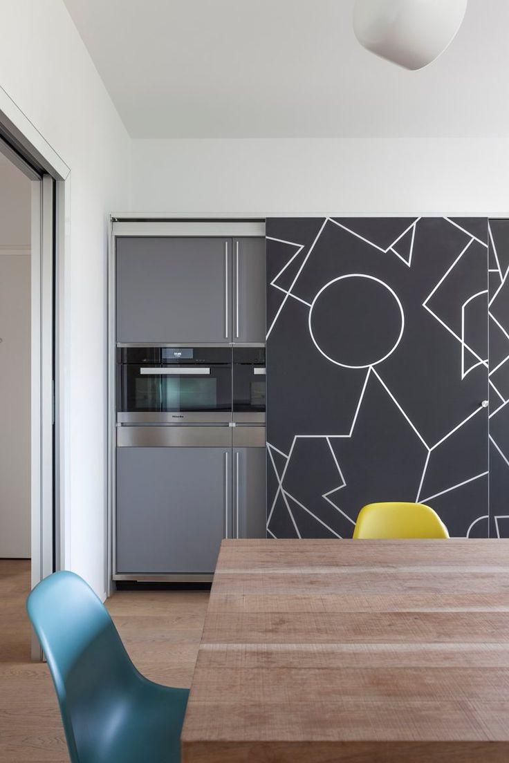 Casa Mama, Treviglio, 2014 - @margstudio @valcucine #kitchens #design