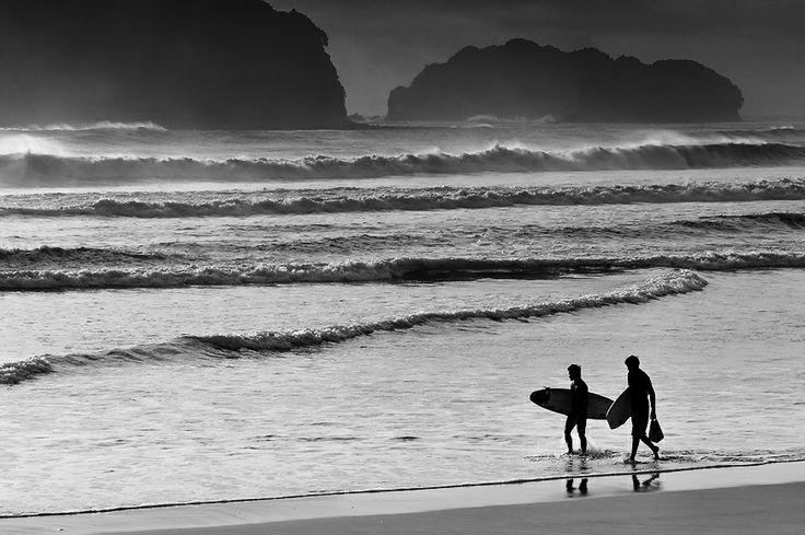 OTAHU BEACH - WHANGAMATA - NEW ZEALAND