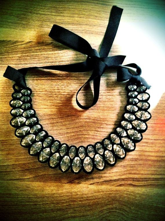 Bubble Necklace by dbcarnaval on Etsy, $25.00