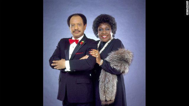 Sherman Hemsley & Isabel Sanford - The Jeffersons #RIP
