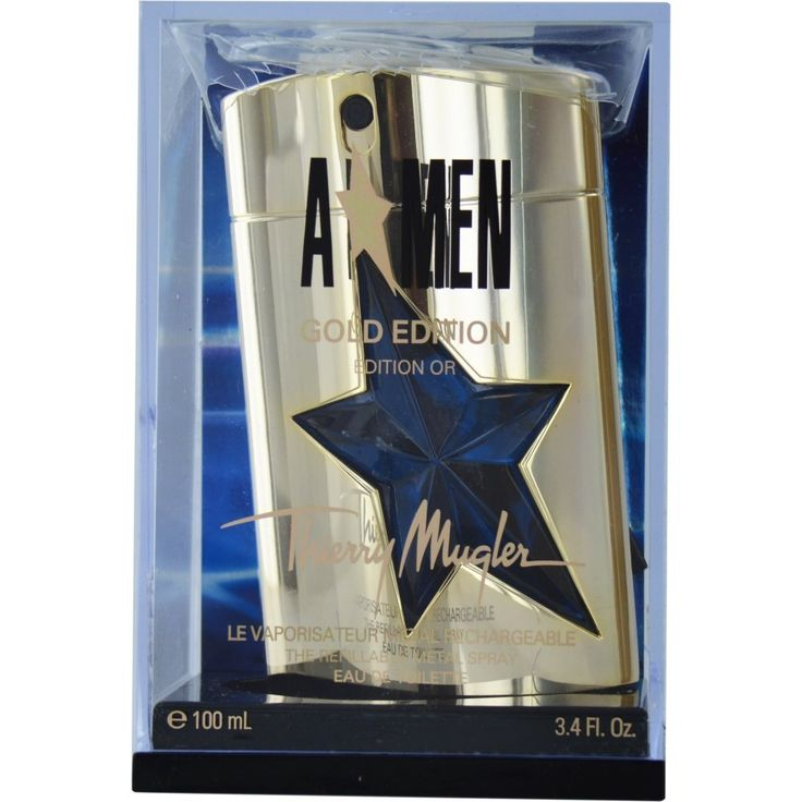Thierry Mugler Angel Eau de Toilette Spray Refillable, 3.4 Ounce *** You can find more details by visiting the image link. (This is an Amazon Affiliate link and I receive a commission for the sales)