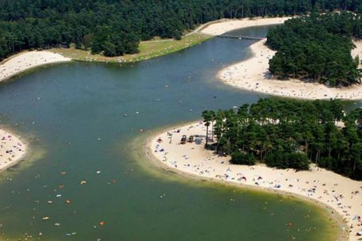 Henschotermeer recreatie zwem plas - omgeving utrecht