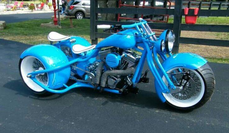 Baby Blue Trike
