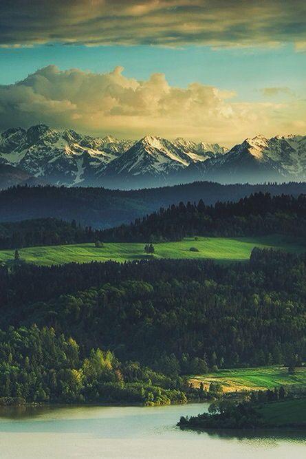 Tatra Mountains, Poland by Marcin Kesek