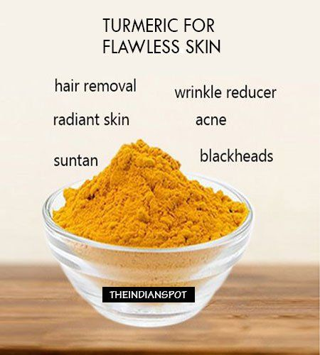 Turmeric face pack for acne breakouts and blackheads: Organic Turmeric- 1/4 teaspoon + Honey- 1 tablespoon + Lemon juice- 1/2 teaspoon