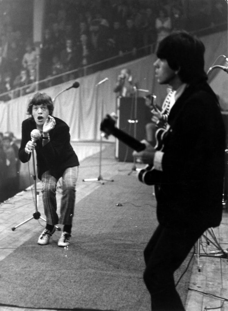 "The Rolling Stones - so remembering them having just watched HBO special ""caught in a Crossfire Hurricane"""