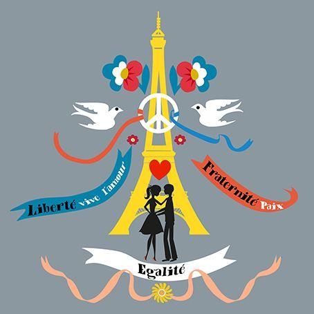 """Vive la France"" by Elisandra 2015"