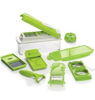 Keep your resolution to eat healthier with this 12-Piece All-in-One Food Prep Set that makes veggie prep a breeze! http://bsapper.avonrepresentative.com/