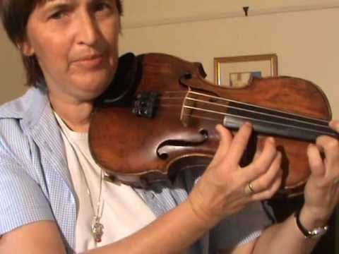 Intro lessons to violin for the kids.  Very sweet video!