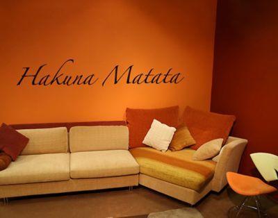 Lovely Wandtattoo Spr che Wandworte Hakuna Matata Plus de Online Shop f r uac Versandkostenfrei ab Kauf auf Rechnung bei Plus de