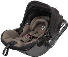 Kiddy Evoluna i-Size - Test und Erfahrungen - Kindersitz Test