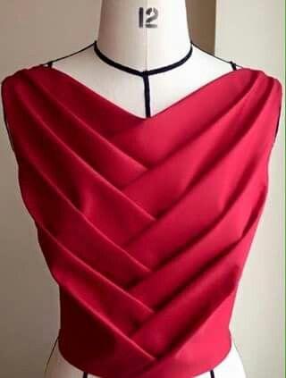 TR Master Shingo Sato More se podrá mostrar el patrón,me fascina la blusa es hermosa