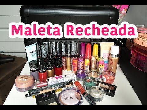 maleta de maquiagem maybelline - Pesquisa Google