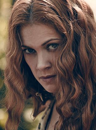 Gillian Alexy as G'Winveer  - Meet the cast & crew of the WGN America Original Series, Outsiders