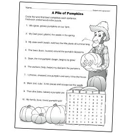 "Provide each child with a copy of the worksheet titled ""A"