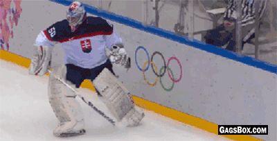 Jan Laco Epic Attack - Dat Ass (SVK-RUS hockey Sochi) - #funny, #lol, #fun, #humor, #gag, #box, #gif, #lolgifs, #Funnygifs,