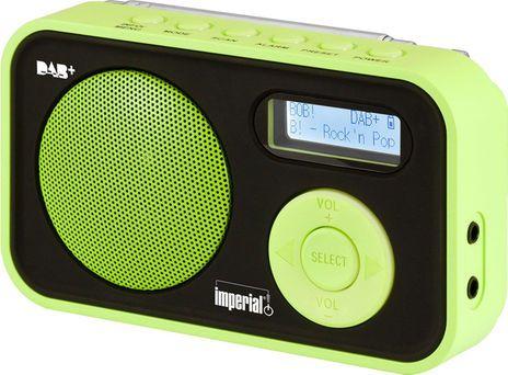 Imperial DABMAN 12 Radio, DAB+, Grün #FM #Digital #digitec