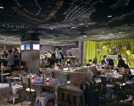 Mama Shelter Paris | Design rooms & restaurants by Starck « Mama Shelter