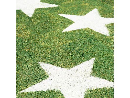 Lawn stars - Home and Garden Design Idea's