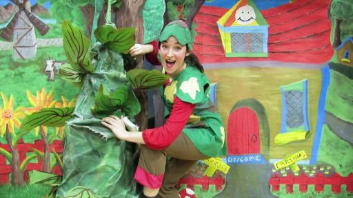 Act One Productions touring Pantomime Jack & The Bean Stalk