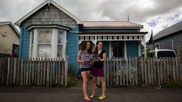 Birthday Scavenger Hunt leads girls on community service mission.