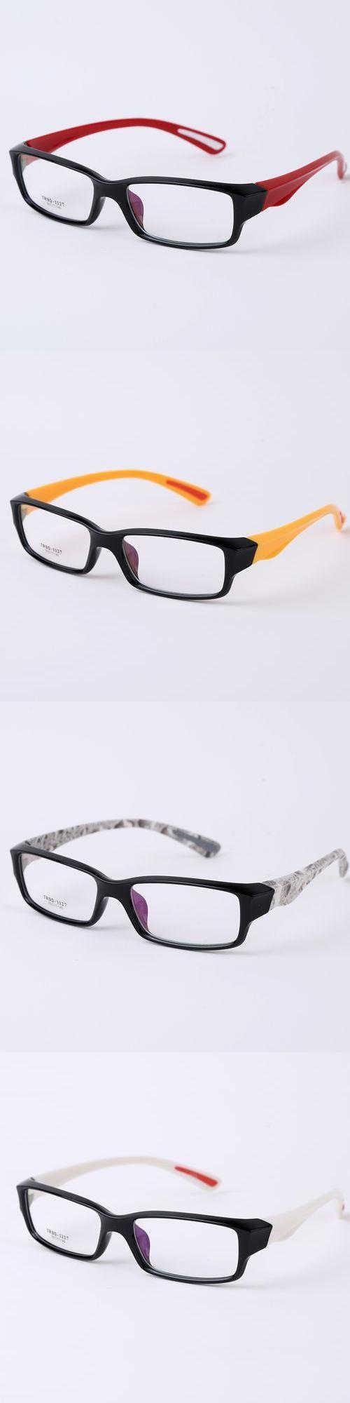 Ultra light optical eyewear frame glasses clear Prescription eyeglasses Tr90 Specatcles frame optical glasses 1127