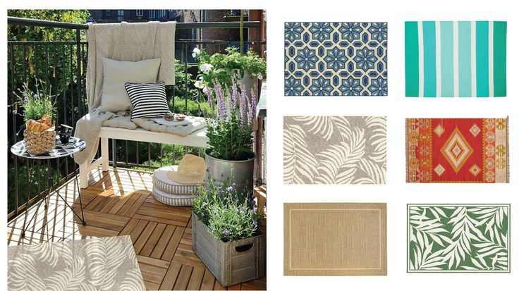 Friday Favourites - Outdoor Area Rugs — Frame + Figure