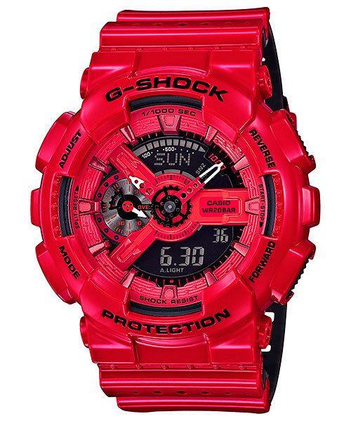 CASIO G-SHOCK GA110LPA-4A RED