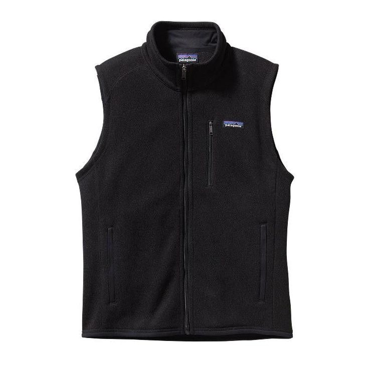Men's Patagonia - Better Sweater Vest - Black