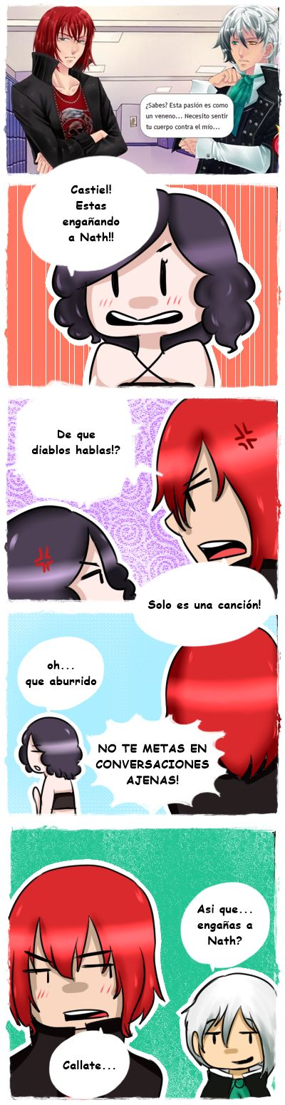 Solo era una cancion by LILIUMX95 on DeviantArt
